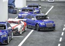 "La corsa per ""automobiline"" autonome. E' la Audi Autonomous Driving Cup"