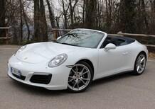 Porsche 911 Carrera 4 Cabriolet: il nostro AMboxing