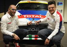 """CIR 2016. Giuseppe Testa: """"Quello di Peugeot è un altro mondo!"""""""