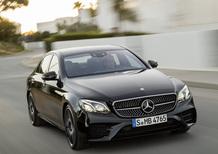 Mercedes-AMG E 43 4MATIC: la berlina da 401 CV