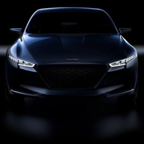 Model Genesis New York Concept Verso La G70  News  Automotoit