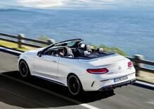 Mercedes-AMG C63 Cabriolet: V8 a cielo aperto al Salone di New York 2016
