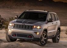 Jeep Grand Cherokee Trailhawk e Summit: eccole al Salone di New York