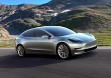 Tesla Model 3, è febbre con 276.000 prenotazioni in 3 giorni