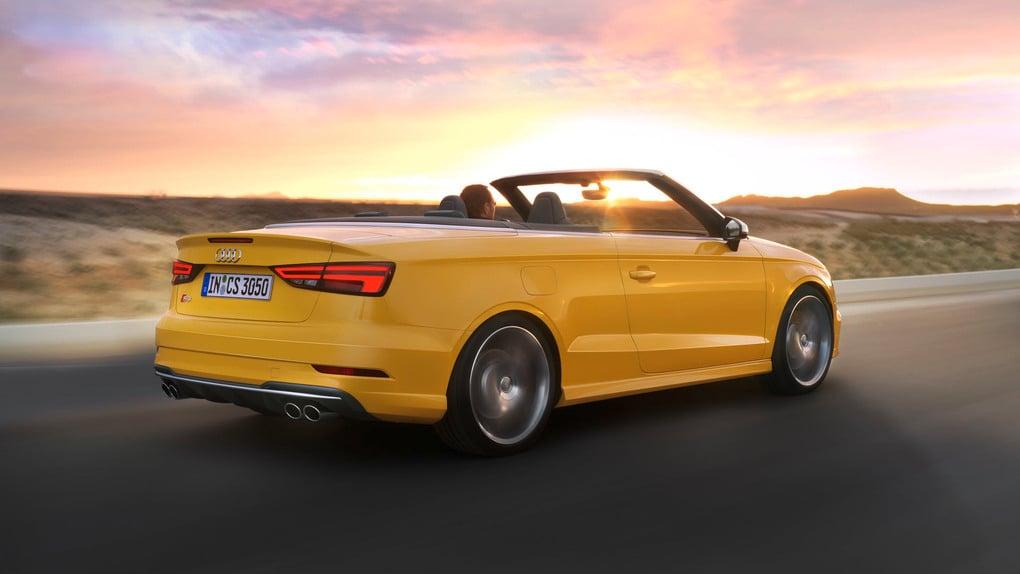 Audi A3: Arriva un aggiornamento soprattutto per la meccanica