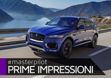 Jaguar F-Pace [Video]