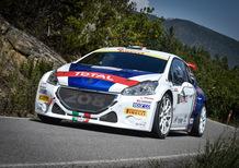 CIR 2016 Sanremo. Lampo accecante di Andreucci nel dominio assoluto di Peugeot