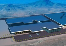 Faraday Future, si costruisce la fabbrica anti-Tesla