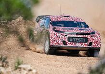 Nuova Citroen C3: eccola già in versione WRC!