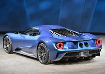 Ford GT: ecco quanto costa il sogno americano