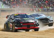 Mondiale Rallycross. Petter Solberg (Citroen DS3) vince e riparte dal Portogallo