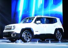 Jeep Renegade: parte la produzione in Cina
