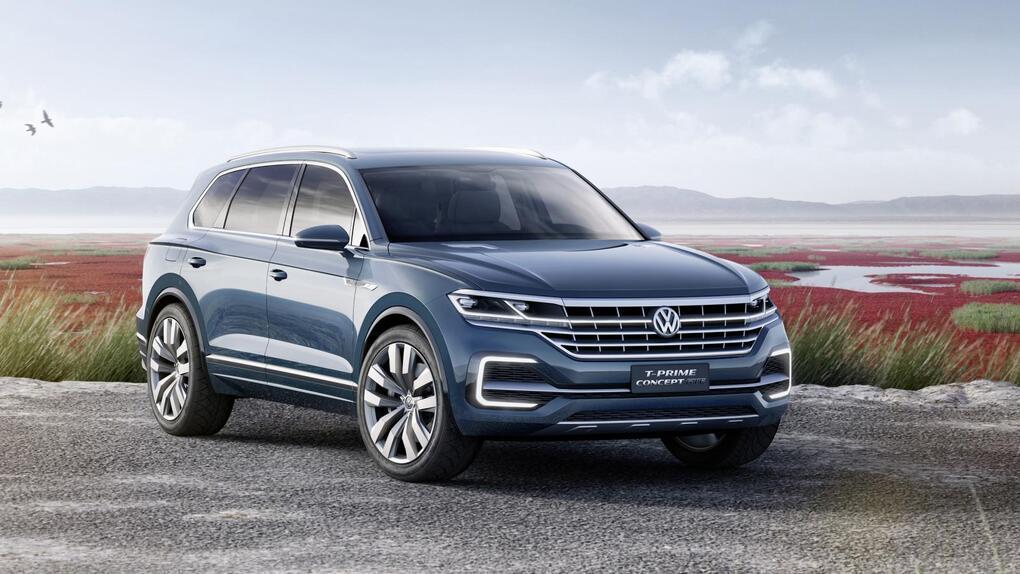 Volkswagen: SUV lussuoso e hi-tech per Pechino