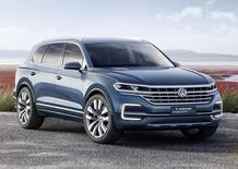 Volkswagen T-Prime Concept GTE: SUV full-size per il Salone di Pechino 2016