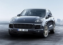 Porsche Cayenne Platinum Edition, le alternative