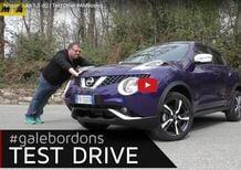 Nissan Juke   test drive #AMboxing