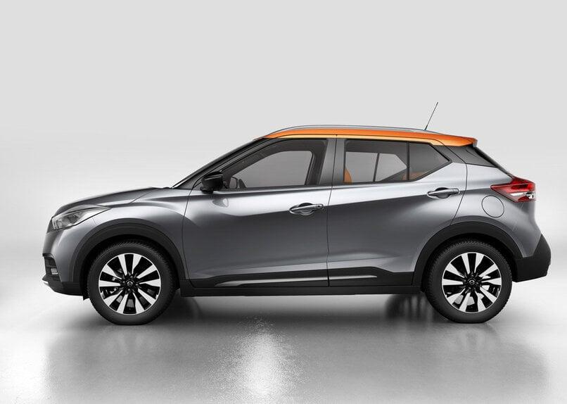 Nissan Kicks: nuovo crossover