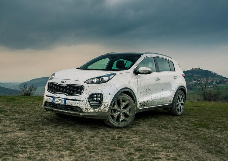 In viaggio con Kia Sportage, il nuovo modo di scoprire un'auto