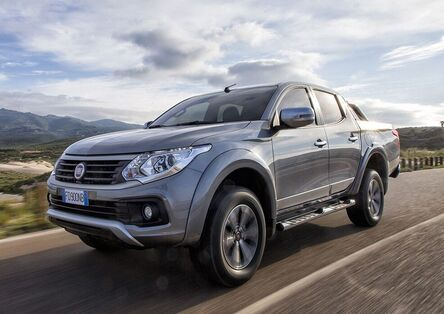 Fiat Fullback pick-up [Video prime impressioni]