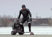 Ford 1.0 EcoBoost: skateboard da 90 km/h per Dolph Lundgren [Video]