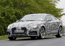 Audi RS5: il muletto è già una realtà