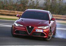 Alfa Romeo Giulia Quadrifoglio [Video Prime Impressioni]
