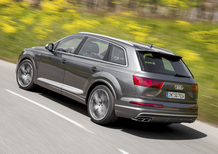Audi SQ7 TDI [Video prime impressioni]