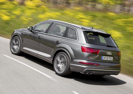 Audi SQ7 TDI [Video prime impressioni]