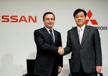 Nissan diventa azionista di maggioranza di Mitsubishi