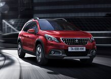 Peugeot 2008 restyling [Video Prime Impressioni]