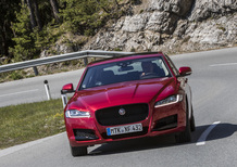Jaguar AWD: la trazione integrale arriva su XE e XF