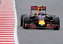 F1, Gp Spagna 2016: pioggia di complimenti per Verstappen