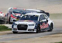 Mondiale Rallycross. Uno-Due Ravvicinato: Ekstrom (Audi) vince anche in Belgio