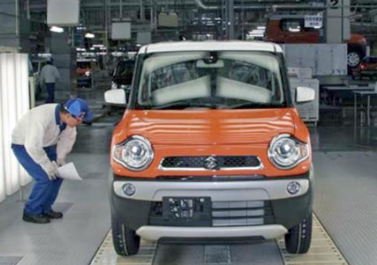 Suzuki ammette: i dati sulle emissioni non sono in regola