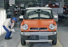 Anche Suzuki ammette: test emissioni irregolari