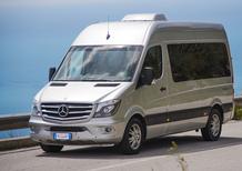 Mercedes Sprinter: più carico utile ed una versione speciale per festeggiare i 20 anni