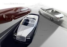 Phantom Zenith Collection: andare in pensione in stile Rolls Royce