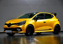 Renault Clio RS: una versione speciale al GP di Monaco
