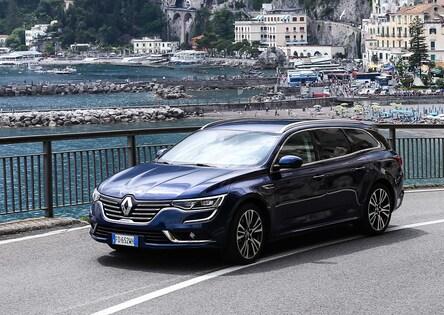 Renault Talisman Sporter [Video prime impressioni]
