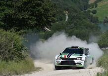 CIR 2016. Rally Adriatico. Dr. Scandola (Skoda), vince Gara 1