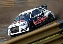 Mondiale Rallycross. Ekstrom (Audi) incontenibile anche in Inghilterra