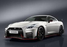 Nissan GT-R Nismo restyling: ecco come cambia il bolide nipponico