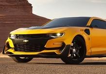 Transformers 5: ecco il nuovo Bumblebee