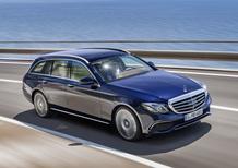Nuova Mercedes Classe E Station Wagon: la familiare a guida semi-autonoma