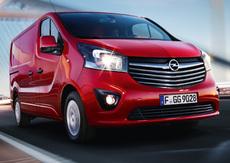 Opel Vivaro Veicolo da lavoro