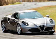 Alfa Romeo 4C Coupé (2013->>)