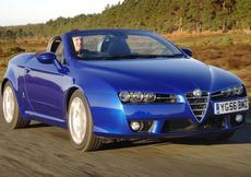 Alfa Romeo Spider (2006-11)