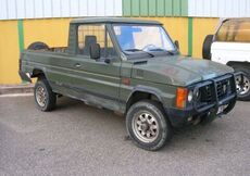 Aro Serie 10 Pick-up (1981-89)