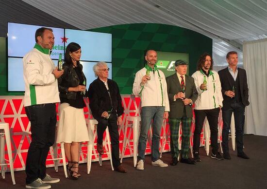 F.1: il GP di Monza salvato da Heineken?