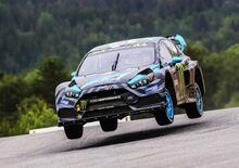 Mondiale Rallycross. Norvegia, Bakkerud (Ford) storico idolo a Hell
